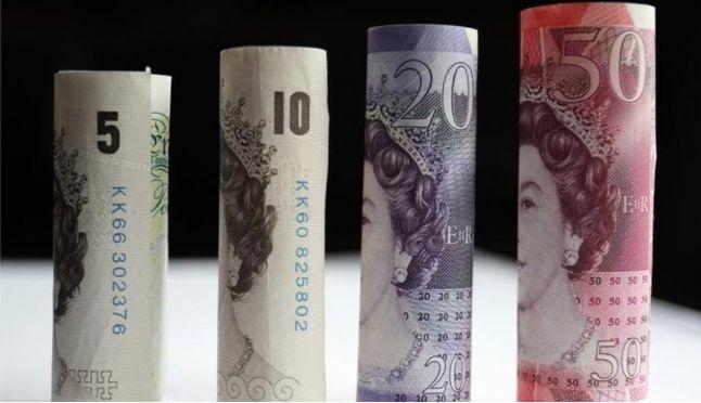 İngiltere Ekonomisi Aylık Bazda Yüzde 2,3 Büyüdü...