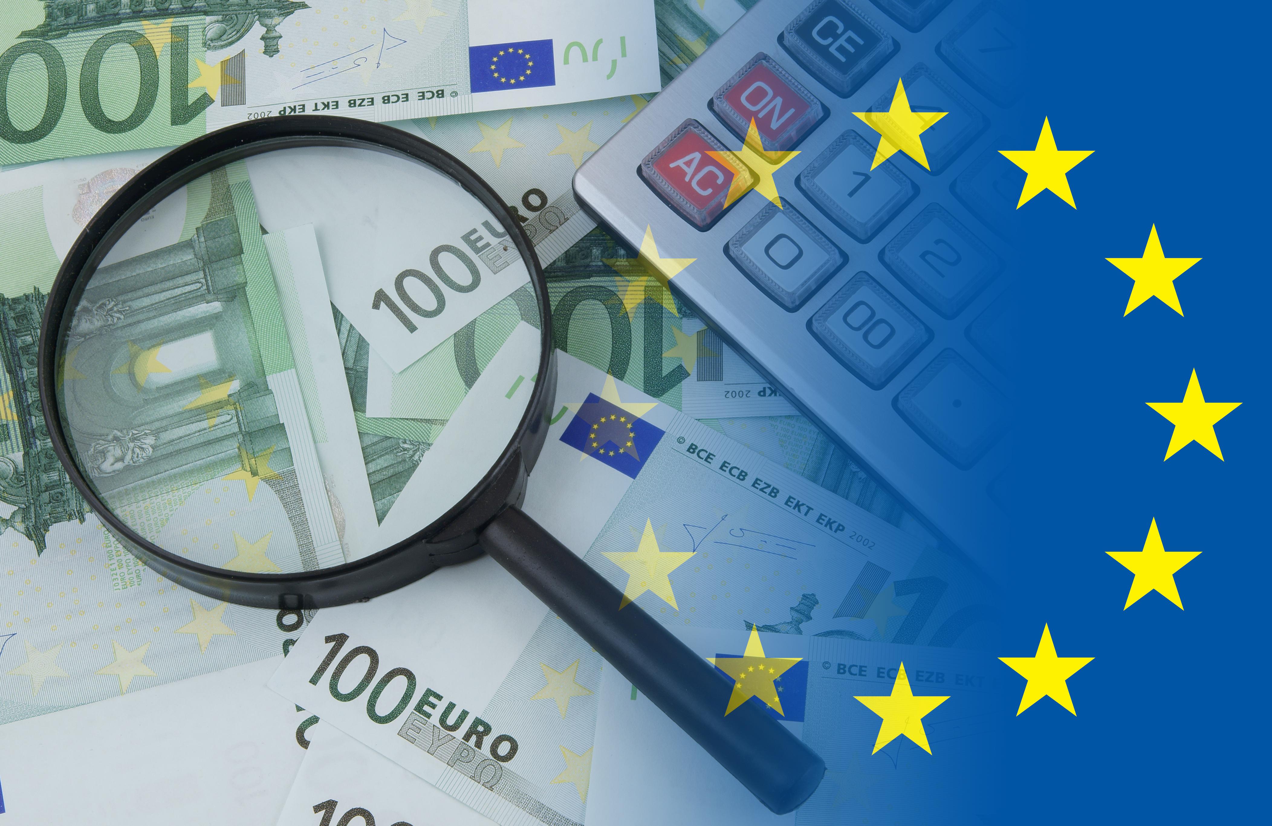 Euro Bölgesi'nde Enflasyon Yükseldi...